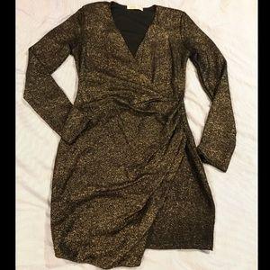 Arden B. Long Sleeve Dress